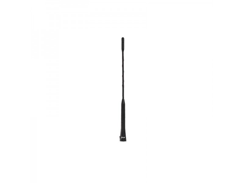 Auto antenne 23cm incl. M5 & M6 adapters